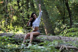 Эротический массаж в Гаспринском лесу